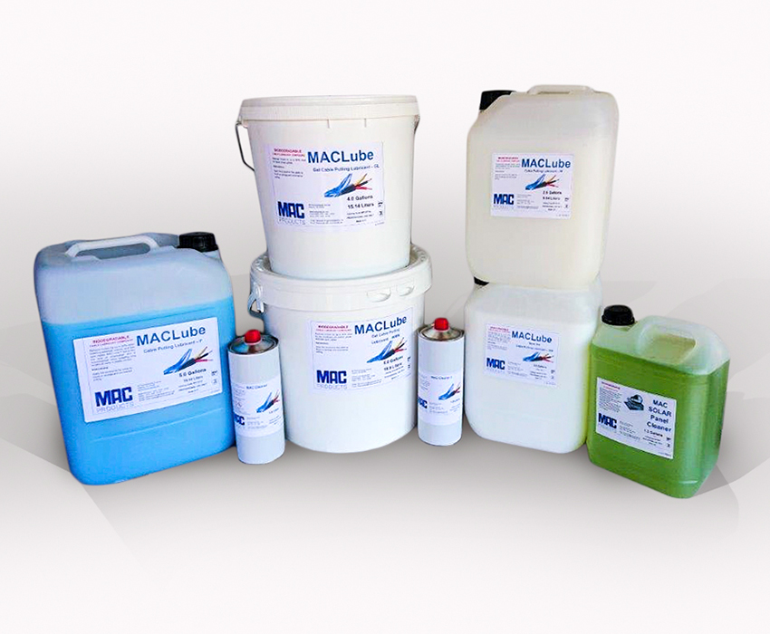 Wire Pulling Compound Mac Products
